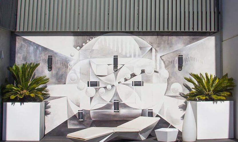 Grafitis por encargo para el hogar