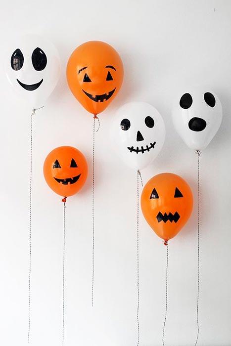 DIY para Halloween sencillo