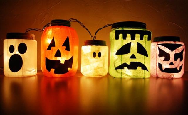 DIY para Halloween